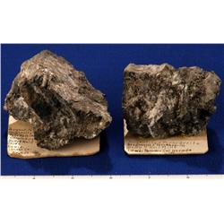NV - Lewis,Lander County - Silver Specimens -  Lewis, Nevada