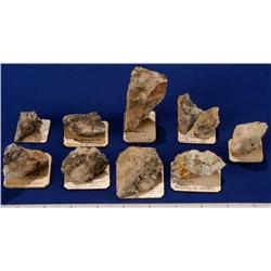 NV - Pershing County - Silver Specimens - Nevada