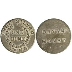 1896 - Bryan Money - Zerbe 031- S324