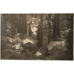 AZ - Hot Springs,1909 - Hot Springs RPC