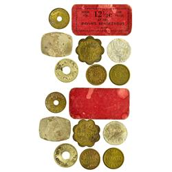 NV - Lovelock,Pershing County - Lovelock Tokens - Gil Schmidtmann Collection