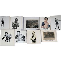 1910 - Boxing Ephemera Collection