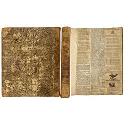 Civil War and Earlier Scrapbook