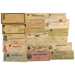 Eastern Checks Grab Bag - Gil Schmidtmann Collection