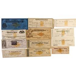 Eastern Checks grab Bag 2 - Gil Schmidtmann Collection