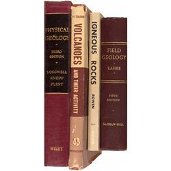 1952-1962 - Geology Books