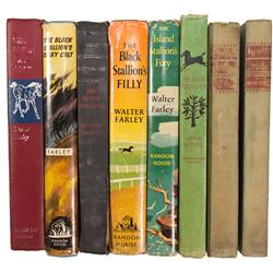 1941-1954 -  Children's Horse Books