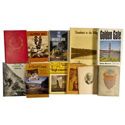 CA - California History Books Grab Bag