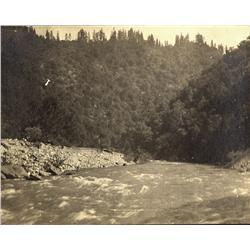 CA - c1890 - California Mother Lode River Photograph