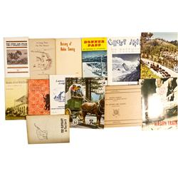 CA - c1960s - Northern California Mining Books