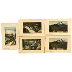 CA - Siskiyou County - Postcards of Mt. Shasta - Gil Schmidtmann Collection
