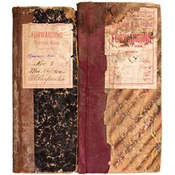 CA - Auburn,1899-1902 - Wells Fargo Receipt Books