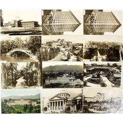 CA - Los Angeles,Los Angeles Area Postcards - Gil Schmidtmann Collection