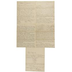 CA - Plumas County,1888 - Lone Star Mining and Milling Company, Articles of Incorporation