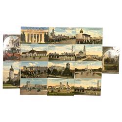 CA - San Diego,1915 - Postcards from San Diego Exposition - Gil Schmidtmann Collection
