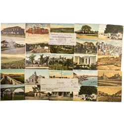 CA - San Diego,1925-1928 - Postcards of Early Southern California - Gil Schmidtmann Collection