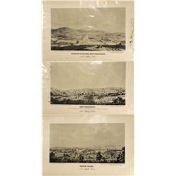 CA - San Francisco,1856-1860 - Bay Area Lithographs