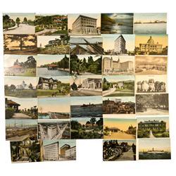 CA - San Francisco,San Francisco Bay Area Postcards - Gil Schmidtmann Collection