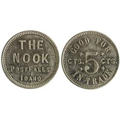 ID - Post Fall,Kootenai County - Nook Token