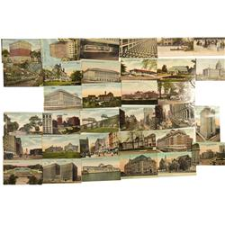 MI - Chicago,Cook County - Postcards of the Midwest - Gil Schmidtmann Collection