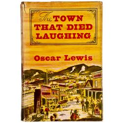 NV - Austin,Lander County - 1955 - Town that Died Laughing Book