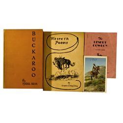 NV - Fallon,Churchill County - c1960s, 1936 - Cowboy Books