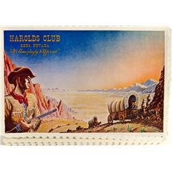 NV - Reno,Washoe County - 1995 - Harolds Club Paper Placemats