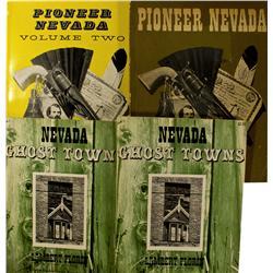 NV - Reno,Washoe County - c1950s - Nevada Books