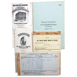 NV - Tonopah,Nye County - Tonopah Mining Documents - Gil Schmidtmann Collection