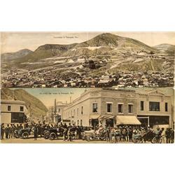 NV - Tonopah,Nye County - 1907 - Tonopah Postcards - Gil Schmidtmann Collection