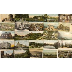 NY - New York,Postcards from Four Eastern States - Gil Schmidtmann Collection