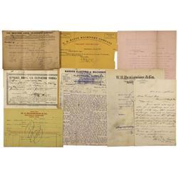 TX - Texas Documents and Ephemera