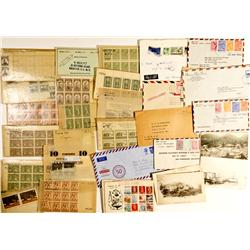 Foreign Stamps and Covers - Gil Schmidtmann Collection