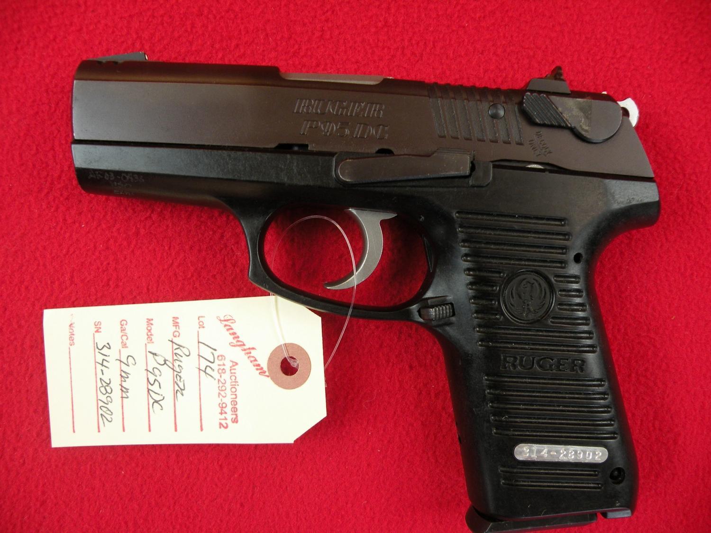 Ruger P95 DC 9mm