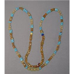 ONE STRAND OF TRADE BEADS