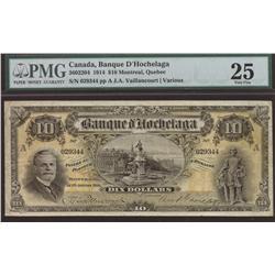 1914 Banque d'Hochelaga $10