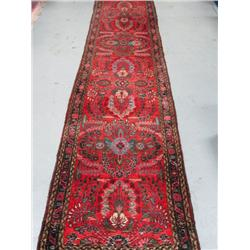 Persian handmade runner