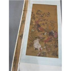 Painting & hand scroll