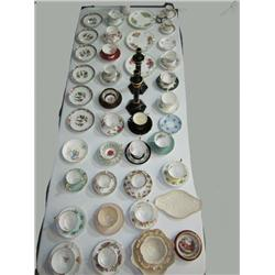Group lot of assorted porcelain