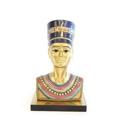 """Nefertiti"" bust by Eduardo Tasca"