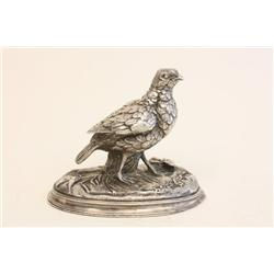 "Sterling silver ""Bird"" signed"