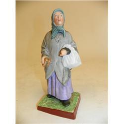 "Gardiner figure of ""Jewish Woman"""