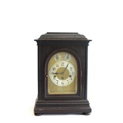 Junghans mahogany mantle clock ca. 1900