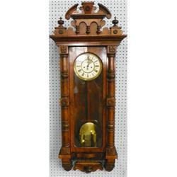 Gustav Becker regulator clock
