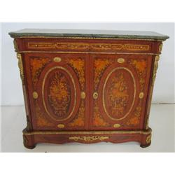 Marble top French style server
