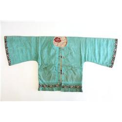 Silk shirt for a child