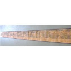"""Chinese scroll silk of """"Landscape & Figures"""""""