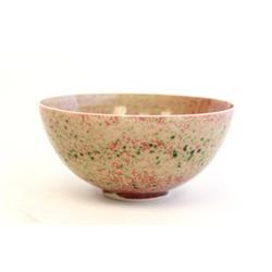 Peach Bloom bowl