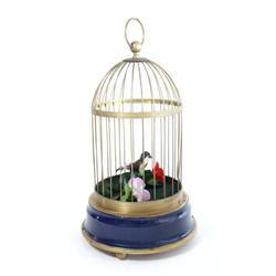 Bird in cage automaton