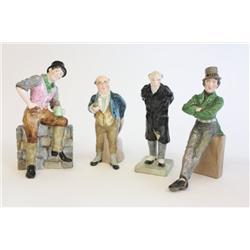 4 Staffordshire England figures